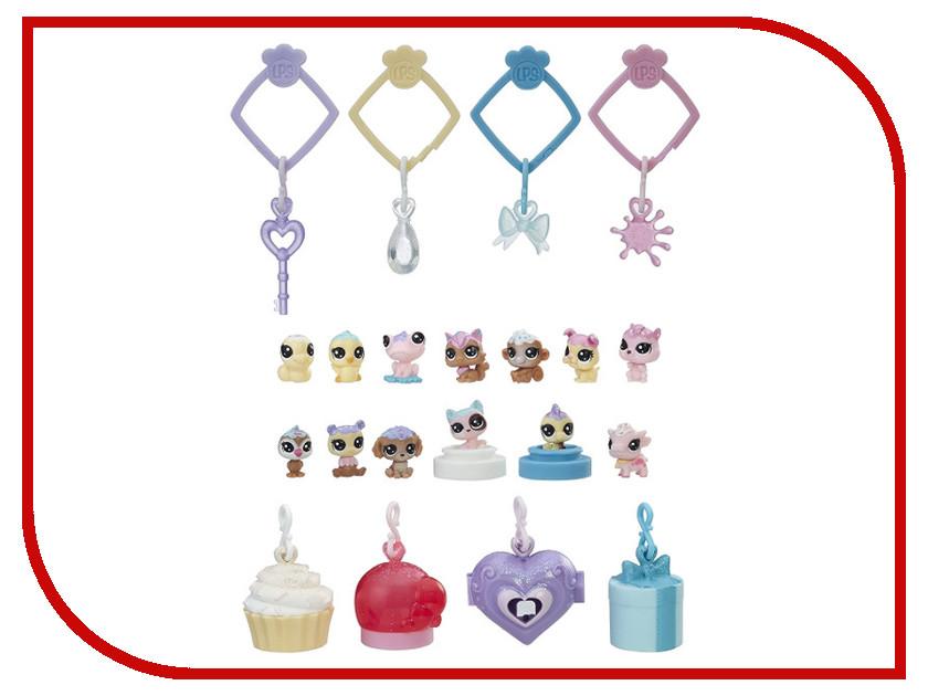 Игрушка Hasbro Littlest Pet Shop Зефирные петы E0400 игровой набор hasbro littlest pet shop зверюшка с волшебным механизмом 4 предмета от 4 лет а5130
