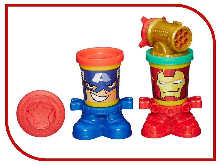 Игрушка Hasbro Play-Doh Марвел B0594