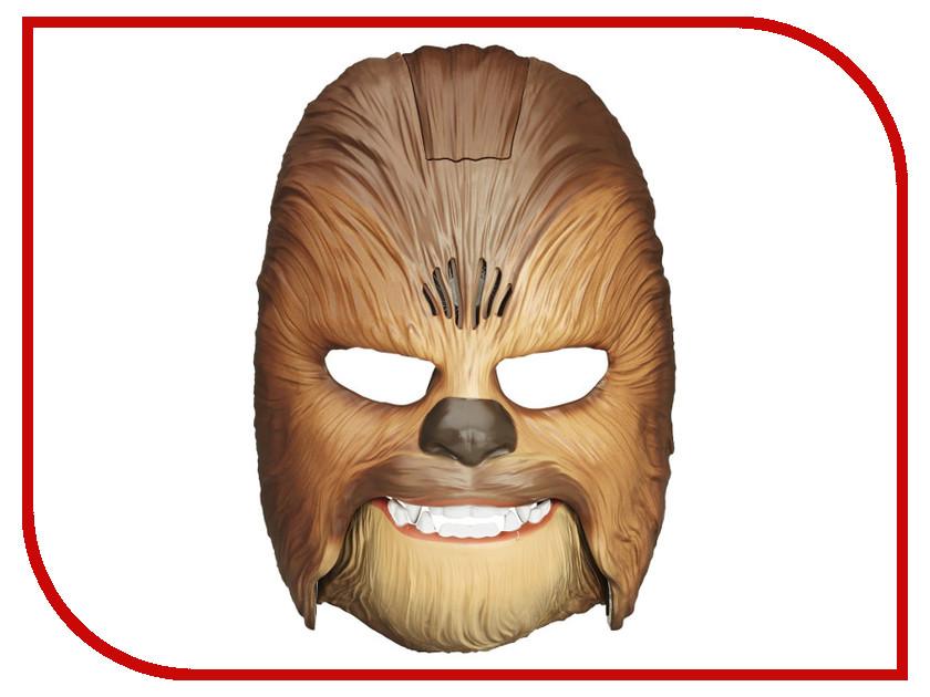 Игрушка Hasbro Star Wars Электронная маска Чубакки B3226 hasbro transformers c0888 электронная маска трансформеров