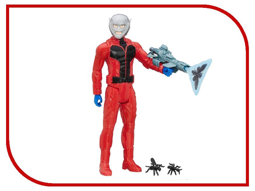 Фото Игрушка Hasbro Первый мститель - Черная пантера / Человек муравей B5773