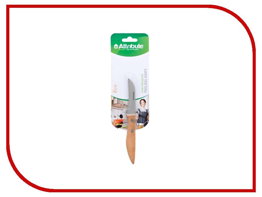 Нож Attribute Eco ATE108 - длина лезвия 80мм
