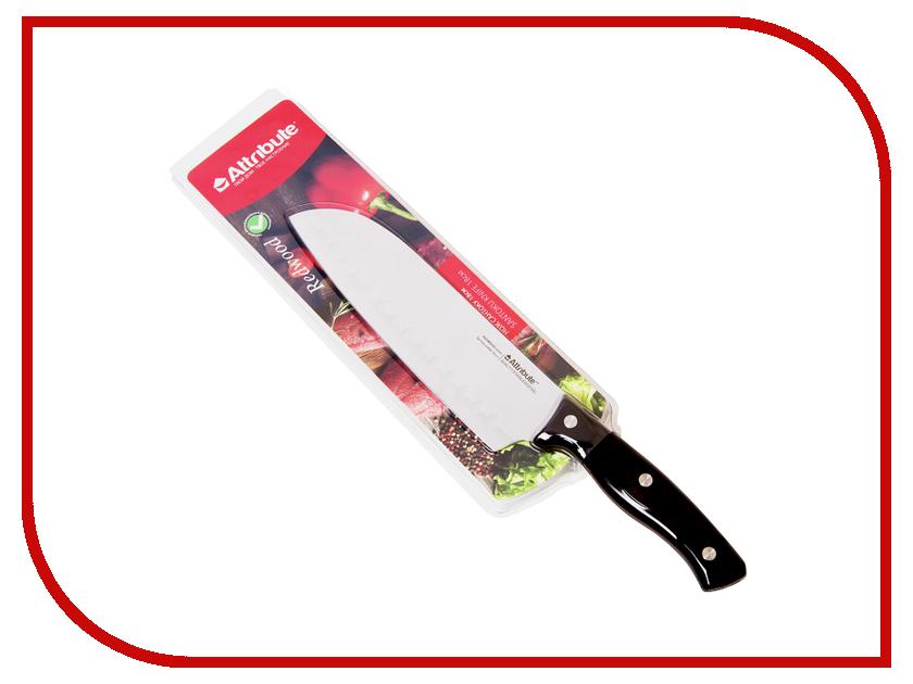 Нож сантоку Attribute