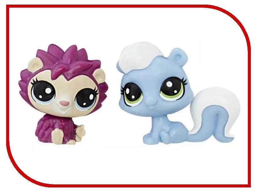 Игрушка Hasbro Littlest Pet Shop 1 серия B9389 hasbro фигурка littlest pet shop страус