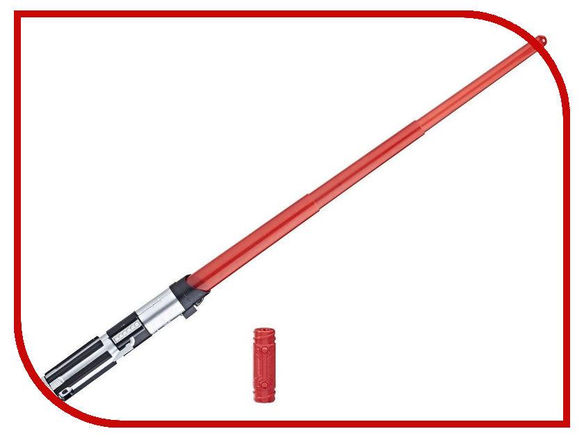 Игрушка Световой меч Дарта Вейдера Hasbro Звездные войны (C1568) hasbro фигурка делюкс звездные войны в3668 b3666