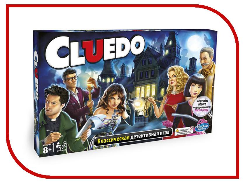 Игрушка Hasbro Клуэдо Встречайте нового подозреваемого 38712