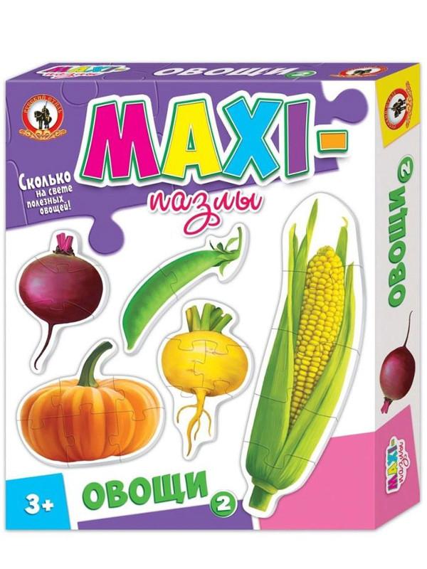 Пазл Русский Стиль Овощи 2 03528