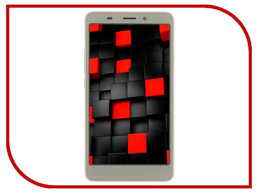 Сотовый телефон Vertex Impress Lagune LTE Gold сотовый телефон vertex impress lion 3g graphite