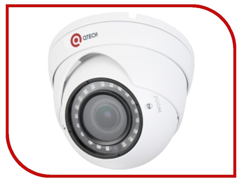 IP камера Qtech QVC-IPC-202V 2.8-12 ip камера qtech qvc ipc 202v 2 8