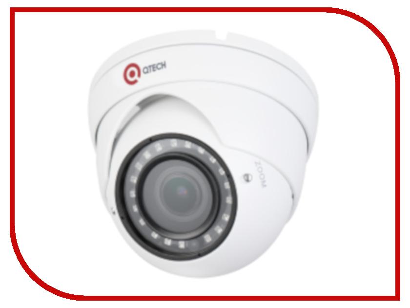 IP камера Qtech QVC-IPC-402V 2.8-12 ip камера qtech qvc ipc 202v 2 8