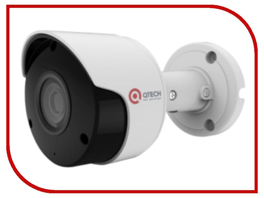 IP камера Qtech QVC-IPC-501S 3.6 ip камера qtech qvc ipc 202v 2 8