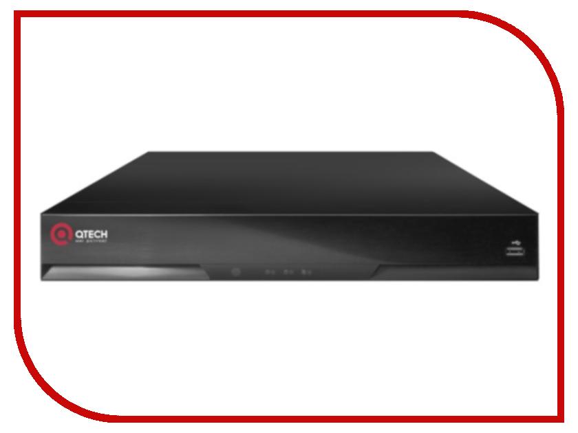 Видеорегистратор Qtech QVC-NVR-104/2MP-4POE