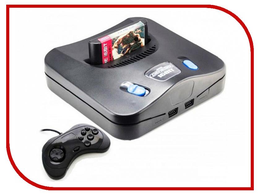 Игровая приставка SEGA Retro Genesis Modern + 170 игр + 2 джойстика игровая приставка sega genesis nano trainer white 390 игр