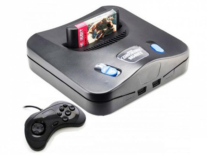Игровая приставка SEGA Retro Genesis Modern + 170 игр 2 джойстика