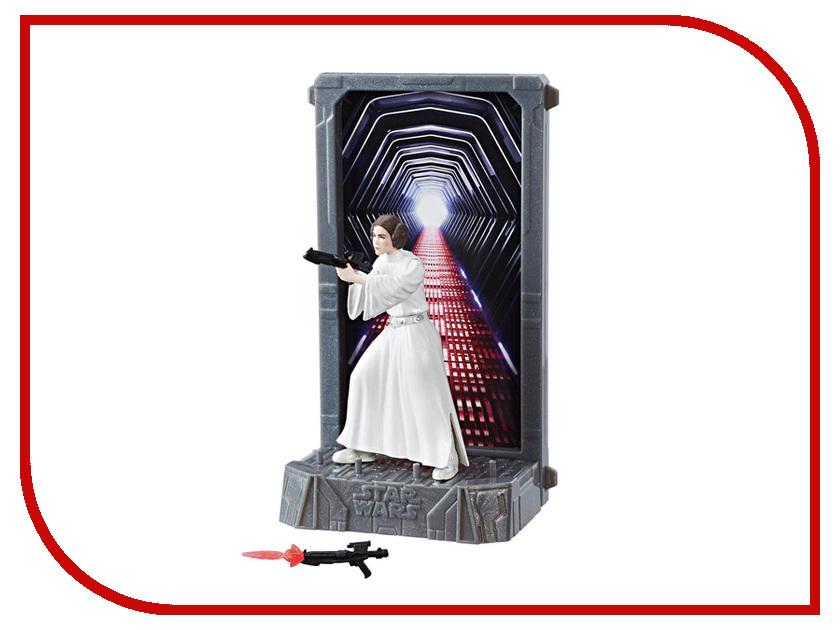 Игрушка Hasbro Звездные Войны Black Series Titanium C1857 оружие игрушечное hasbro nerf бластер зомби слингфайр