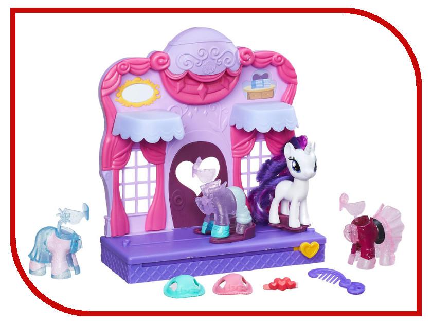 Игрушка Hasbro Май Литл Пони Бутик Рарити в Кантерлоте B8811 игрушка hasbro литл пет шоп рассказы о зверюшках b4482