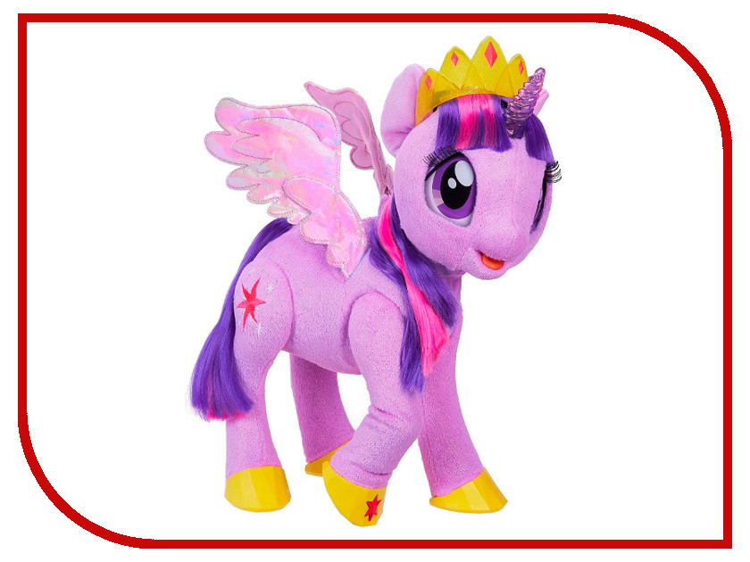 Игрушка Hasbro My Little Pony Твайлайт Спаркл Сияние C0299