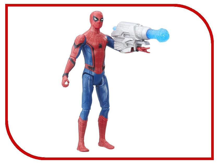 Игрушка Hasbro Человек-паук Возвращение домой - Паутинный город B9701