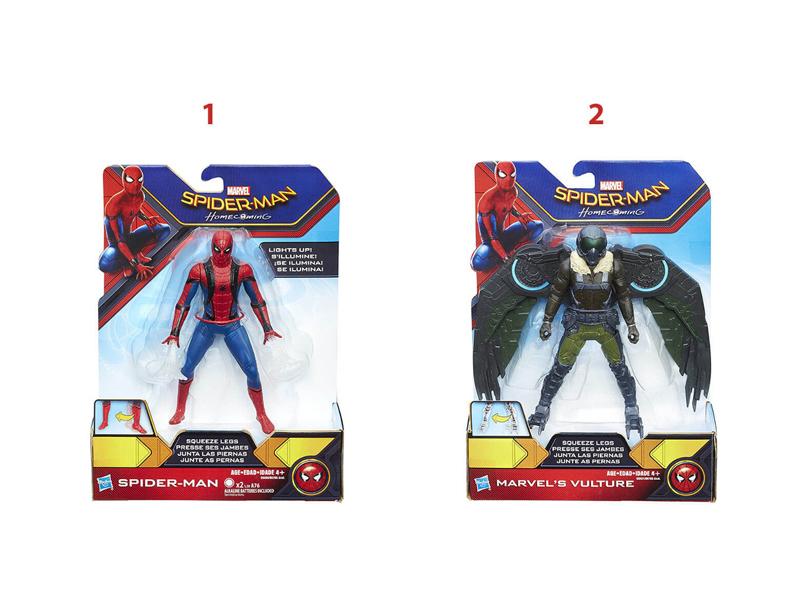 Игрушка Hasbro Человек-паук Возвращение домой Делюкс B9765