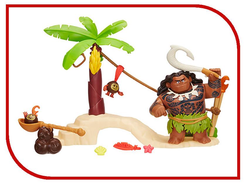 Игрушка Hasbro Игровой набор с мини-фигурками персонажей Моана B8302 hasbro игровой набор школа кантерлот эквестрия герлз