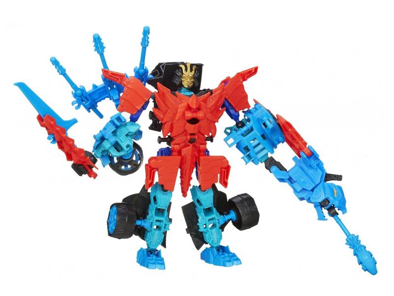 Игрушка Hasbro Трансформеры 4 Констракт-Боты - Дино-воины 3 в 1 A6149