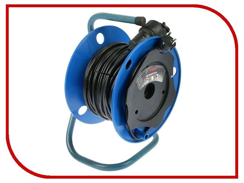 Удлинитель Tundra 1 Socket 20m 2276489 набор инструмента tundra basic 882076