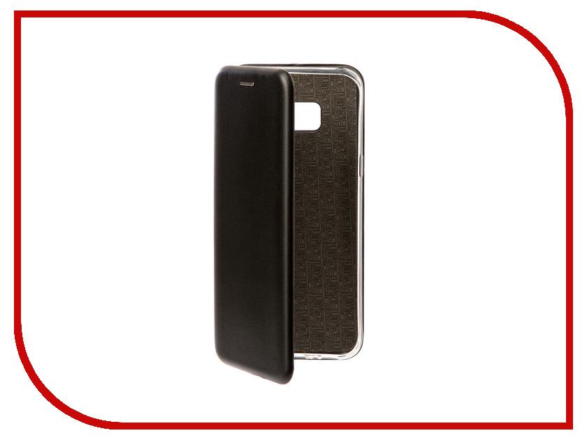 Аксессуар Чехол для Samsung Galaxy S8 Plus Neypo Premium Black NSB3813 аксессуар чехол samsung j3 2017 j330f zibelino clear view black zcv sam j330 blk