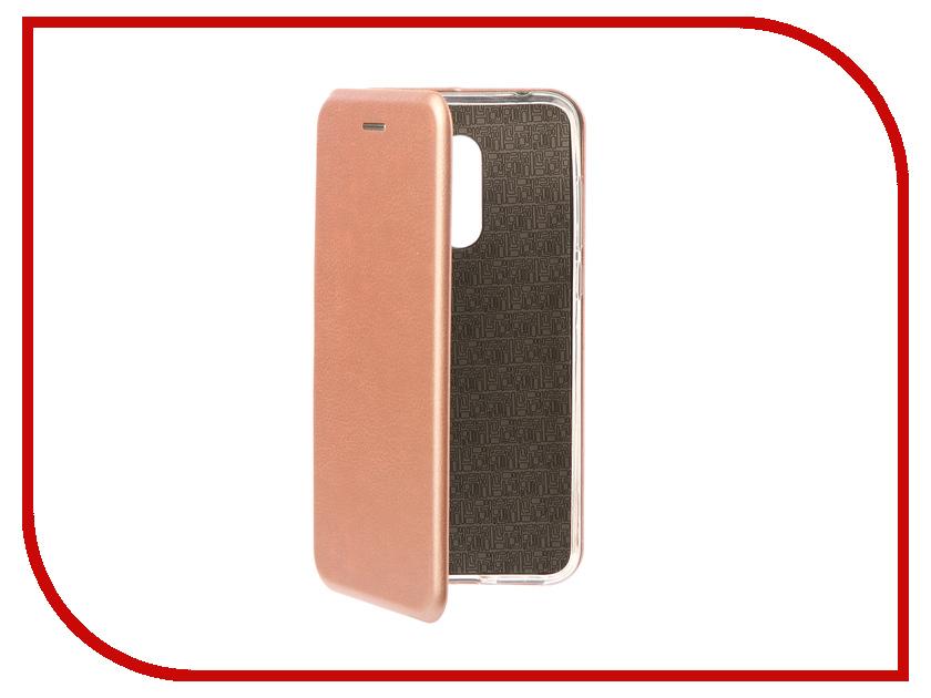 цена Аксессуар Чехол для Xiaomi Redmi 5 Plus Neypo Premium Gold NSB3824