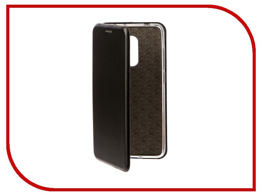 Аксессуар Чехол для Xiaomi Redmi 5 Neypo Premium Black NSB3827 аксессуар чехол для xiaomi redmi note 5 5 pro neypo premium black nsb4331