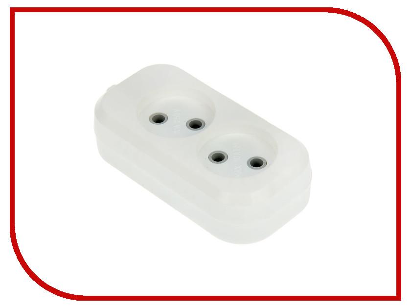 Розетка Tundra 2 Sockets 2276479 набор инструмента tundra basic 881868