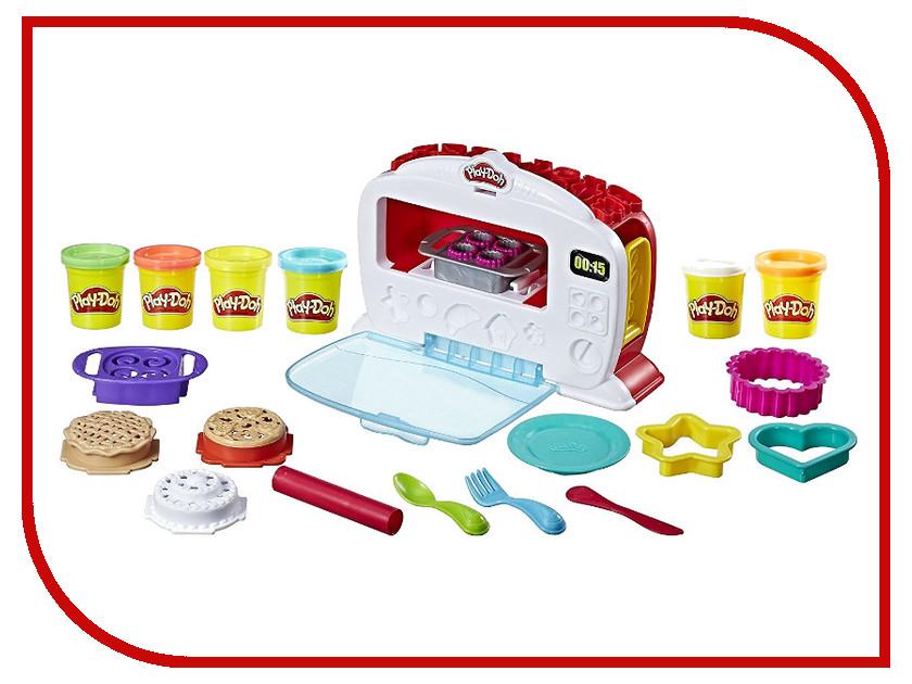 Игрушка Play-Doh Чудо-печь (B9740) hasbro play doh игровой набор из 3 цветов цвета в ассортименте с 2 лет