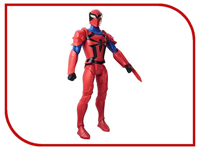Игрушка Hasbro Человек-Паук Титаны - Паутинный боец B9710 оружие игрушечное hasbro nerf бластер зомби слингфайр