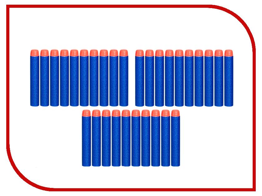 Игрушка Hasbro NERF Комплект стрел для бластеров A0351 hasbro комплект 10 стрел для бластеров мега nerf