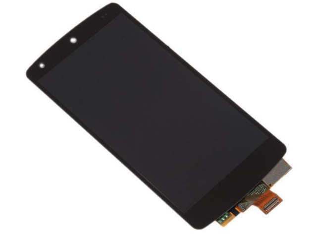 цена на Дисплей RocknParts Zip для LG Nexus 5 D821 Black 367934