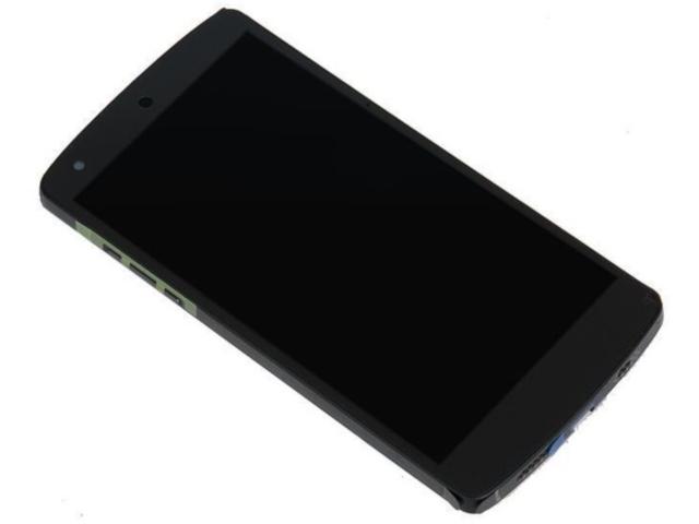 Дисплей RocknParts Zip для LG Nexus 5 D821 Black 352453
