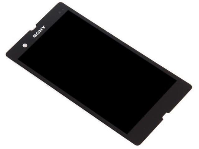 Дисплей RocknParts Zip для Sony Xperia Z C6603 Black 353013