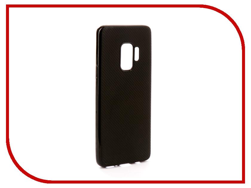Аксессуар Чехол для Samsung Galaxy S9 Neypo Silicone Neon Carbon Black NSTC3830 аксессуар чехол samsung galaxy a8 2018 neypo silicon neon black nstn3707