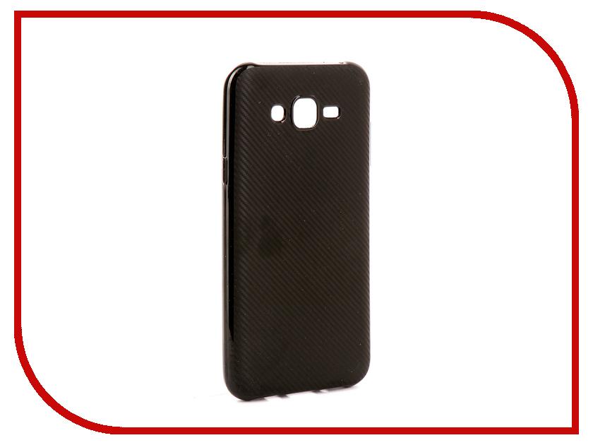 Аксессуар Чехол Samsung Galaxy J7 Neypo Silicone Neon Carbon Black NSTC3831 аксессуар чехол samsung galaxy a7 2017 with love moscow silicone russia 5090