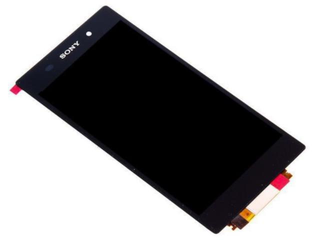 Дисплей RocknParts Zip для Sony Xperia Z1 C6903 Black 355411