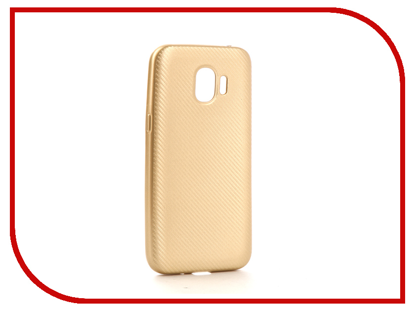Аксессуар Чехол Samsung Galaxy J2 2018 Neypo Silicone Neon Carbon Gold NSTC3833 аксессуар чехол samsung galaxy a7 2017 with love moscow silicone russia 5090