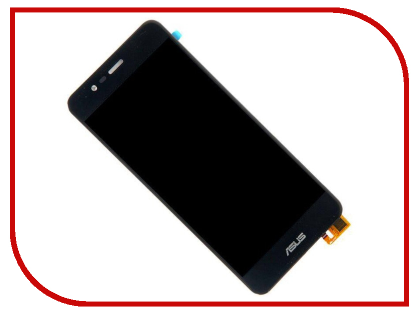 Дисплей RocknParts Zip для Asus Zenfone 3 Max ZC520TL Black 515520 �������������� asus zenfone 3