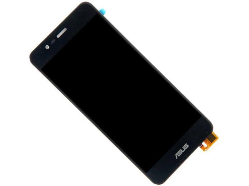 Дисплей RocknParts Zip для Asus Zenfone 3 Max ZC520TL Black 515520 аккумулятор для asus zenfone 3 max 4100mah cs cameronsino
