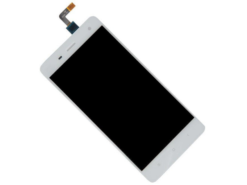 Дисплей RocknParts Zip для Xiaomi Mi4 White 452691