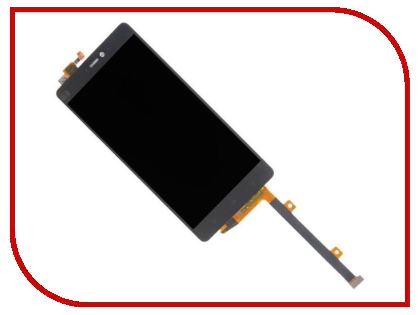 Дисплей Zip для Xiaomi Mi4i Black 487567