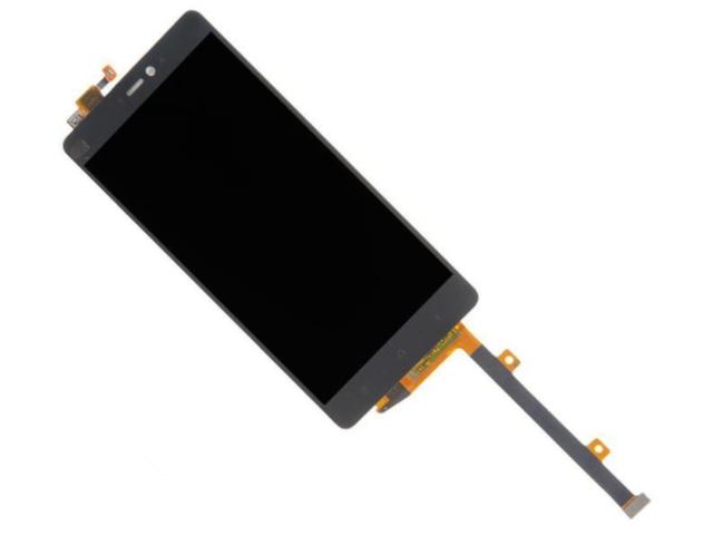 Дисплей RocknParts Zip для Xiaomi Mi4i Black 487567