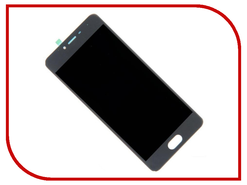 Дисплей Zip для Meizu M3S Black 493969