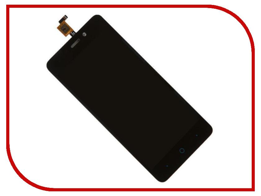 Дисплей Zip для ZTE Blade X3 Black 471938 аксессуар чехол zte blade x3 zibelino classico black zcl zte x3 blk