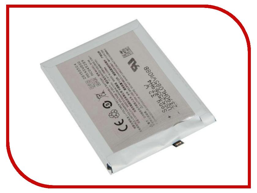 Аккумулятор RocknParts Zip для Meizu MX4 453885 чехол книжка для meizu mx4 pro с магнитной застежкой черный armor m
