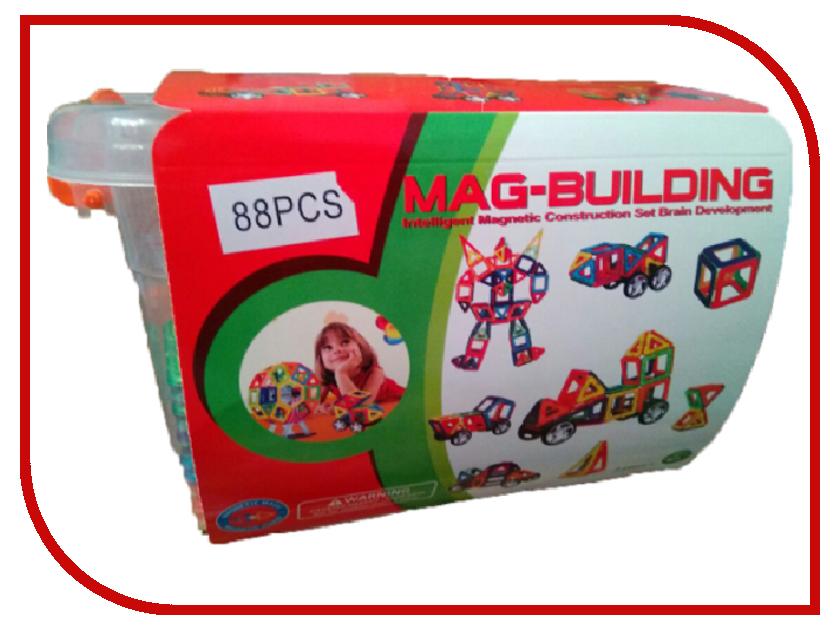 Конструктор Mag-Building MG020 88 магнитов mag lite m3a096e