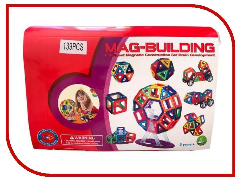 Конструктор Mag-Building MG017 139 магнитов mag 200 в киеве