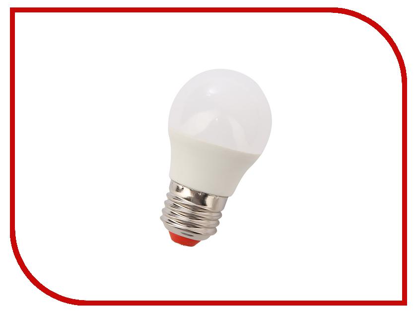 Лампочка Экономка Шарик GL45 9W E27 230V 850Lm 4500K Eco_LED9WGL45E2745 лампочка экономка свеча 5w e27 230v 4500k eco led5wcne2745